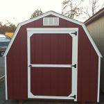 Painted Mini-Barn