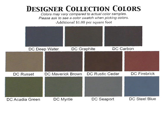 Designer color